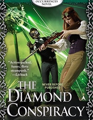 Review: The Diamond Conspiracy (A Ministry of Peculiar Occurrences Novel)